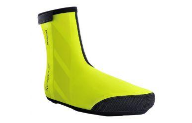 Shimano S1100X H2O Überschuh Atmungsaktiv, Wasserabweisend Neon Yellow