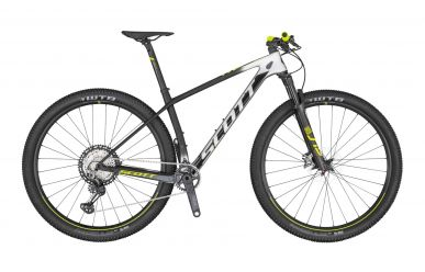 Scott Scale RC 900 Pro pale grey carbon yellow