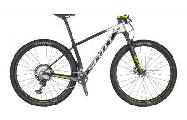 Scott Scale RC 900 Pro pale grey carbon yellow