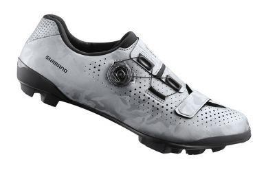 Shimano SH-RX800 Gravel/MTB Schuh Silver