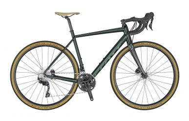 Scott Speedster Gravel 30 dark green metalic chamo green