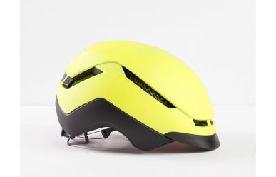 Bontrager Charge WaveCel Fahrradhelm Radioactive Yellow
