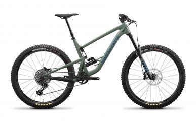 Santa Cruz Bronson 3 C S+ Kit Sram GX Eagle Matte Olive
