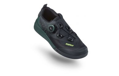 Suplest Flat Pedal Performance  black fir green