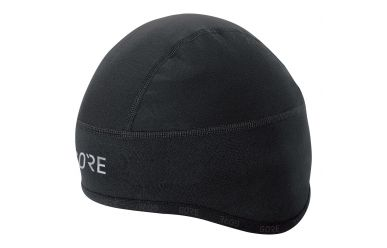 Gore C3 Windstopper Helmmütze Schwarz