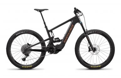 Santa Cruz Heckler CC S-Kit EMTB Shimano Steps 8000 Antrieb, Sram GX Eagle Blackout