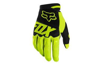Fox Racing DIRTPAW Handschuh RACE Men Fluorescent Yellow