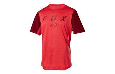 Fox Racing FLEXAIR SS MOTH Jersey Men Bright Red