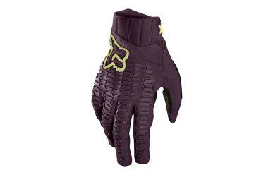 Fox Racing DEFEND Handschuh Women Dark Purple