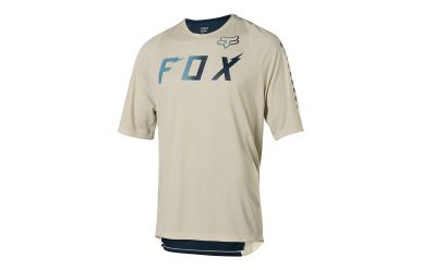 Fox Racing DEFEND SS WURD Jersey Men Navy