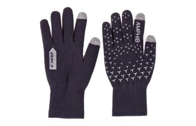 Q36.5 Amphib Winter Regen Handschuhe Black