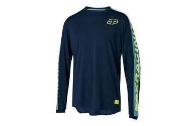 Fox Racing RANGER DR LS FOX Jersey Men Navy