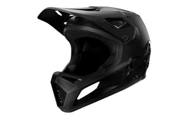 Fox Racing RAMPAGE Full Face Helm Black/Black