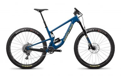 Santa Cruz Hightower 2 CC X01 12G Blue
