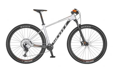 Scott Scale 965 Pale Grey Black Orange