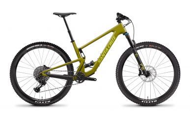 Santa Cruz Tallboy 4 C S-Kit Sram GX Eagle Rocksteady Yellow