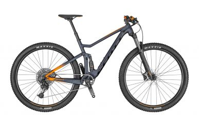 Scott Spark 960 Abyss Blue Black Orange