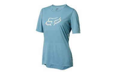 Fox Racing RANGER SS Jersey Women Light Blue
