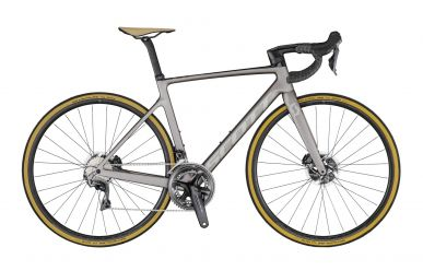 Scott Addict RC 10 grey titanium grey light grey