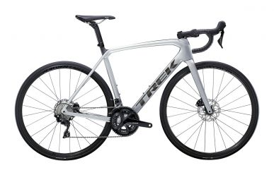 Trek Emonda SL 5 Disc Shimano 105 Quicksilver Brushed Chrome