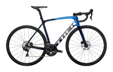 Trek Emonda SL 5 Disc Shimano 105 Carbon blue Smoke Metallic Blue