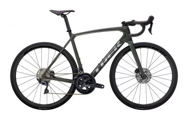 Trek Emonda SL 6 Disc Pro Shimano Ultegra Lithium Grey Brushed Chrome