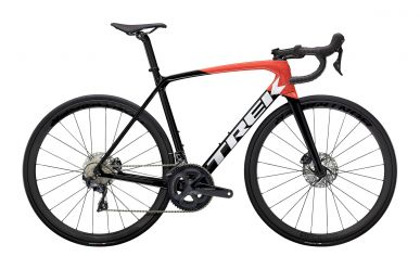 Trek Emonda SL 6 Disc Pro Shimano Ultegra Trek Black Radioactive Red