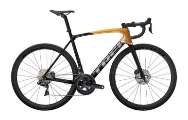 Trek Emonda SL 7 Disc Shimano Ultegra DI2 Carbon Smoke Factory Orange