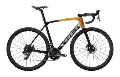 Trek Emonda SL 7 Disc SRAM Force eTap AXS Carbon Smoke Factory Orange