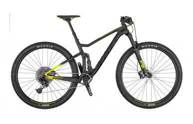 Scott Spark 900 Elite Black Yellow
