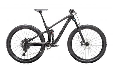 Trek Fuel EX 8 GX Matte Dnister Gloss Trek Black
