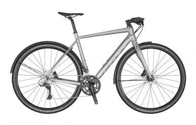 Scott Metrix 30 EQ Silver Grey