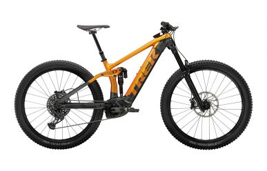 Trek Rail 9 Sram GX Eagle Factory Orange Lithium Grey