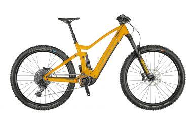 Scott Genius eRIDE 930 Fire Orange Black