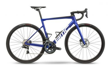 BMC Teammachine SLR01 Disc Four Shimano Ultegra DI2 Pearl Blue Carbon
