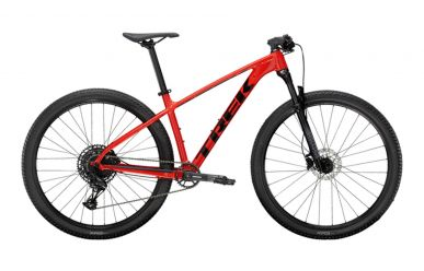 Trek X-Caliber 8 Sram SX Eagle Radioactive Red Trek Black