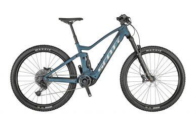 Scott Strike eRIDE 930 juniper blue black