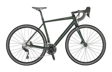 Scott Speedster Gravel 30 wakame green reflective grey