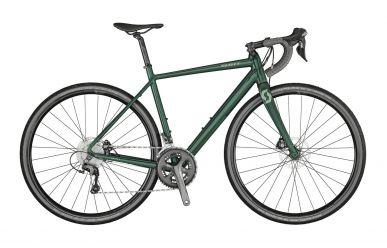 Scott Contessa Speedster Gravel 25 Deep Teal Green Majolica Green Gloss