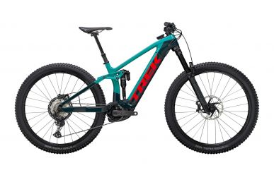 Trek Rail 9.8 Shimano XT Teal Nautical Navy