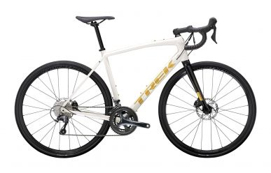 Trek Domane AL 4 Disc Shimano Tiagra Era White Carbon Smoke