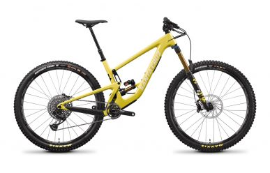 Santa Cruz Megatower 1 CC Sram X01 Eagle Amarillo Yellow