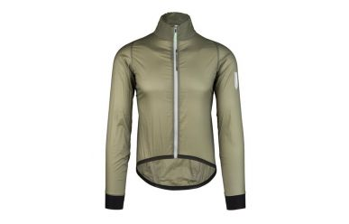 Q36.5 Air Shell Jacket Olive Green