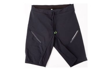 Q36.5 Baggy Short Adventure Black