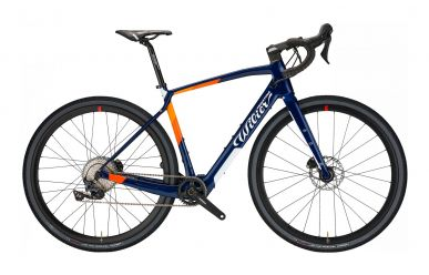 Wilier Jena Hybrid Mahle X35+, Shimano GRX Di2 2x11, HyAir38KC, Blue Orange