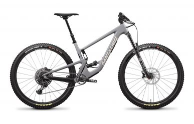 Santa Cruz Hightower 2 C R-Kit Sram NX Eagle Smoke Grey Ivory