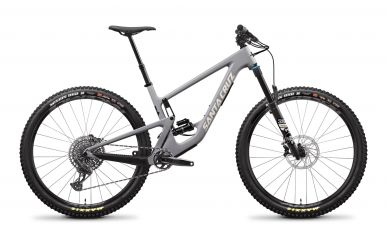 Santa Cruz Hightower 2 C S-Kit Sram GX Eagle Smoke Grey Ivory