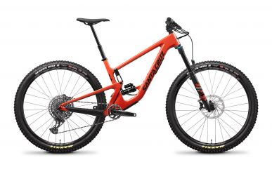 Santa Cruz Hightower 2 C S-Kit Sram GX Eagle Ember Carbon