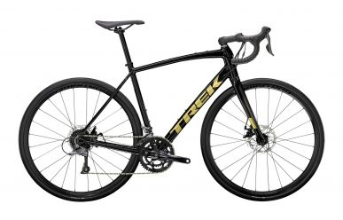 Trek Domane AL 2 Disc Shimano Claris Trek Black Carbon Smoke