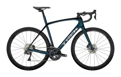 Trek Domane SL 7 Disc Shimano Ultegra Di2 Dark Aquatic Trek Black